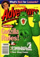 Disney Adventures June 1998