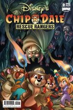 Rescue Rangers 2010 Comic Issue 2A
