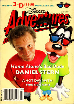 DisneyAdventures-July1994