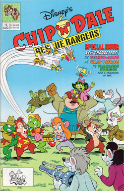 CnDRR comic book issue 15