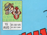 Chip 'n Dale Rescue Rangers (Disney Comics) Issue 15