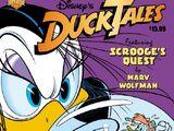 Multi-issue comic story arcs