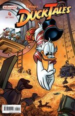 DuckTales (Boom! Studios) Issue 4A