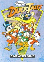 DuckTales Dime After Dime TPB