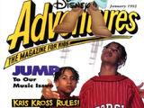Disney Adventures Volume 3, Number 3