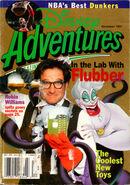 Disney Adventures December 1997