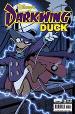 Darkwing Duck Issue 2D
