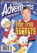 Disney Adventures January 1995