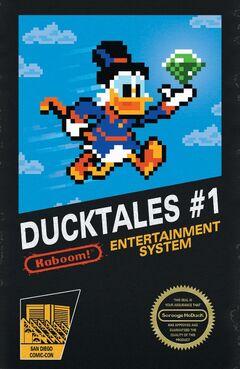 DuckTales (Boom! Studios) Issue 1D