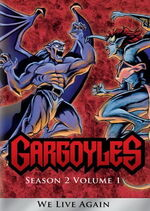 Gargoyles DVD 2
