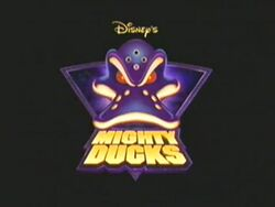 Mighty Ducks TAS logo
