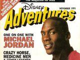 Disney Adventures Volume 2, Number 1