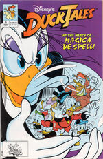 DuckTales DisneyComics issue 6