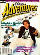 Disney Adventures May 1994