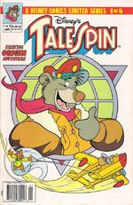 TaleSpin Limited Series issue 1