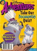 Disney Adventures September 1, 1995