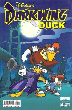 Darkwing Duck BoomStudios 4B
