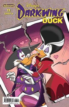 DarkwingDuck BoomStudios issue 13B