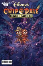 Rescue Rangers 2010 Comic Issue 6A