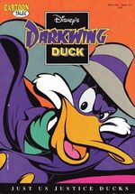 DarkwingDuck JustUsJusticeDucks TPB
