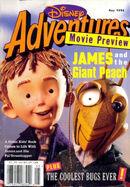 Disney Adventures May 1996