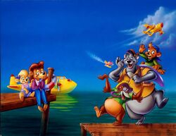 TaleSpin promotional art