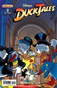 DuckTales (Boom! Studios) Issue 3B