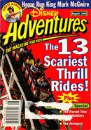 Disney Adventures August 1998