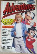 Disney Adventures Goof Troop collectors' issue