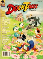 DuckTales Magazine Summer 1990