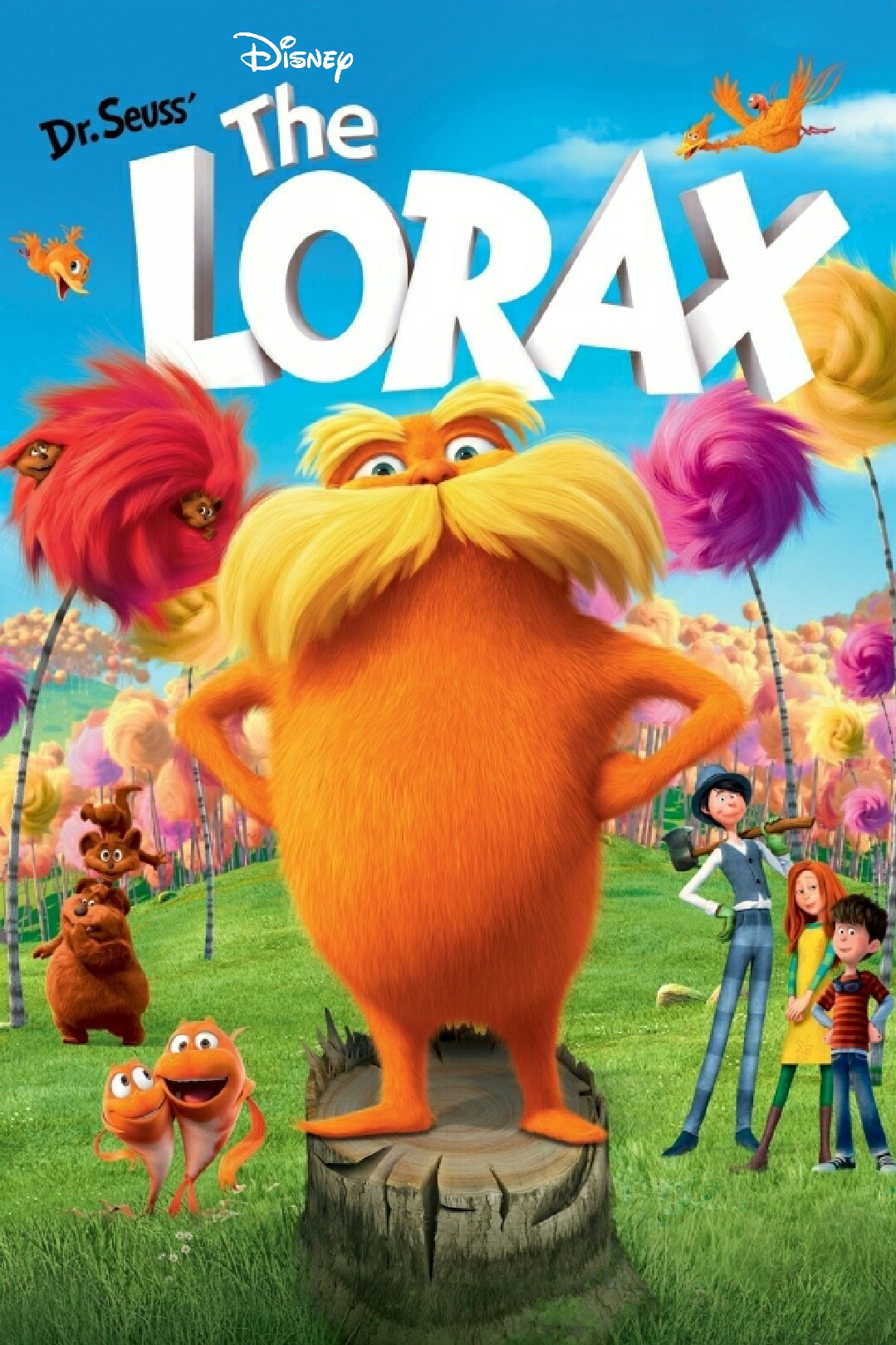 The Lorax | The Disney Fanon Wiki | Fandom