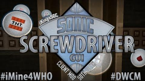 Sonic Screwdriver GUI - Demonstration - 50th Week - iMine4WHO DWCM