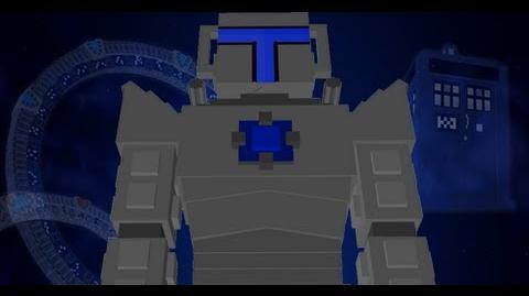 Cyber-Dalek Sneak Peek