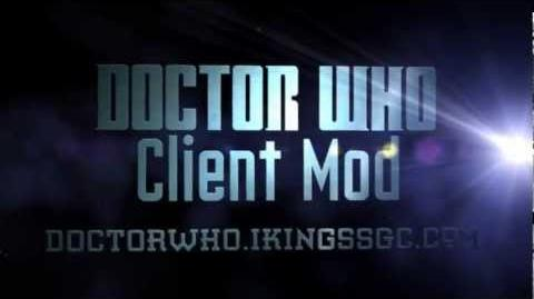 Doctor Who Client Mod - Updated Trailer 7 11 12