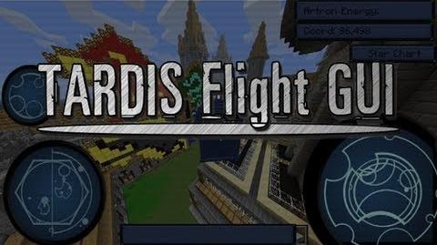 TARDIS Flight GUI - Feature Update - Daily Report 4 5 13 - DWCM