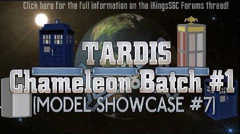 TARDIS Chameleon Batch 1 - Model Showcase 7 - iKings Daily Report