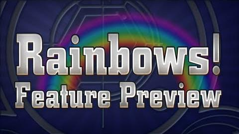 Rainbows! - DWCM Feature Preview - Bouncy Bouncy! - 6 13