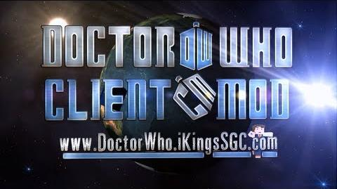 Doctor Who Client Mod - 2013 Trailer - Version 1