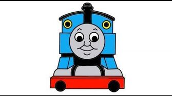 Itsy Artist - How To Draw Thomas The Tank Engine From Thomas And Friends Episodes In Full