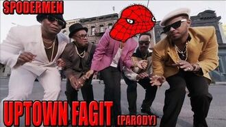 Uptown Fagit (Uptown Funk PARODY)