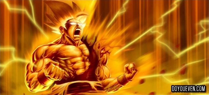 Super Saiyan gold
