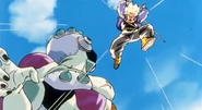 Another Super Saiyan - Trunks Shining Sword Attack