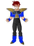 Future gohan armor