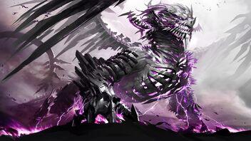 GW2 Dragon