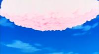 Buu is Hatched - Buu cloud