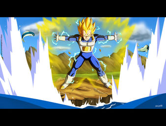 Vegeta s final flash by orco05-d5iy0bk