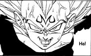 DBZ Manga Chapter 457 - Majin Vegeta appears
