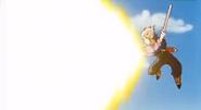 Shining Sword Attack Blast