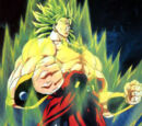 Broly, Servant of Axion