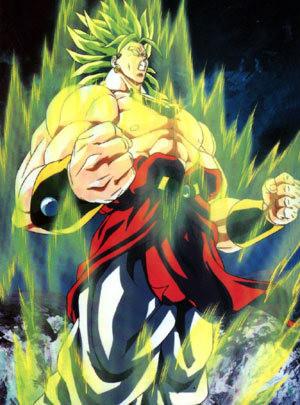 Broly the Legendary Super Saiyan